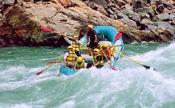 Karnali River Rafting, Challenging Game of White Water